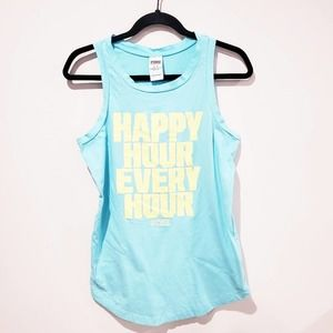 PINK Happy Hour Tank Top Size XS